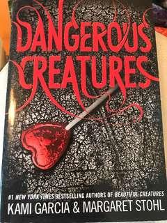 *NEW dangerous creatures