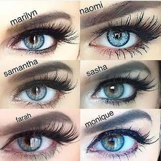 HUDA BEAUTY LASHES INSTOCK
