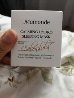 Mamonde Calendula Sleeping Mask