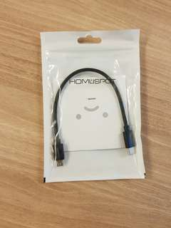 Type C to Micro Usb Data Cable