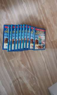 10 books children encyclopedia