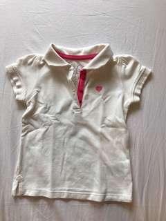 Mothercare polo T-shirt
