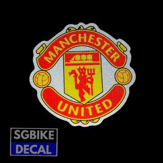 Manchester Reflective Decal