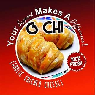 G chick and G chese Pastry