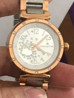 Used Authentic LV Watch