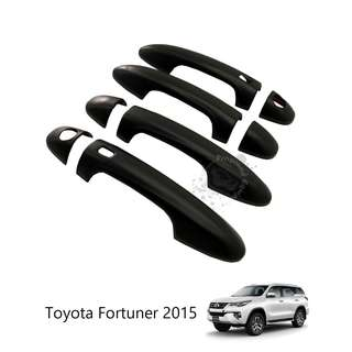 TOYOTA FORTUNER 2015 HANDLE COVER (BLACK)