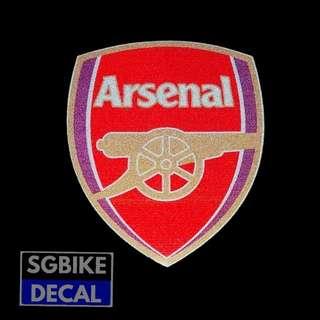 Arsenal Reflective Decal
