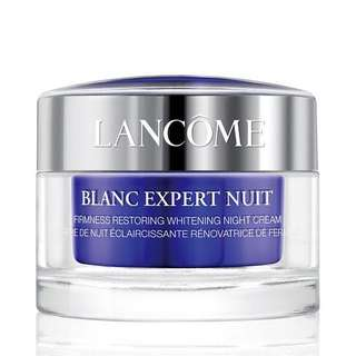 Lancome blanc expert nuit cream 15gr