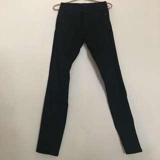 Bebe black jeans