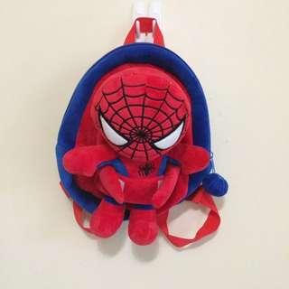 🚚 兒童可拆蜘蛛人後背包