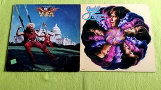SAMMY HAGAR . voa ● SHERBET . howzat ( buy 1 get 1 free )  Vinyl record