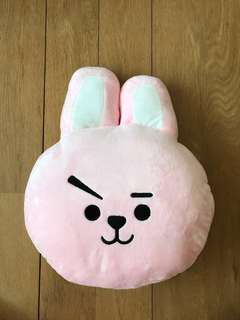 Unofficial BT21 Plush Pillow (Kookie and TATA)