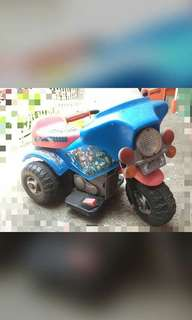 Motorcycle toy for your kids
