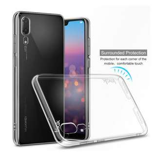 Imak Crystal Case II Hard Case for Huawei P20 (Clear)