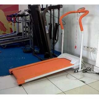 Jual Treadmill Elektrik Excider Walking Machine Lejel Alat Lari Ditempat