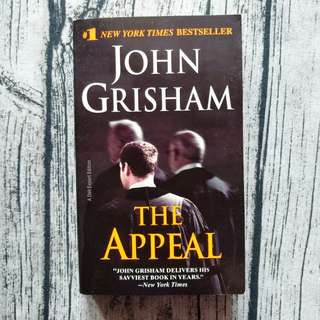 USED BOOK The Appeal