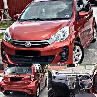 SAMBUNG BAYAR / CONTINUE LOAN  PERODUA MYVI SE 1.3 AUTO