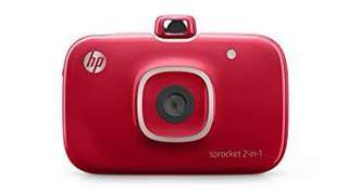 Brand new HP Sprocket 2in1
