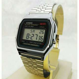 100% AUTHENTIC CASIO VINTAGE WATCH