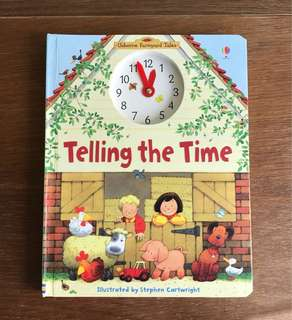 Usborne Farmyard Tales - Telling the Time