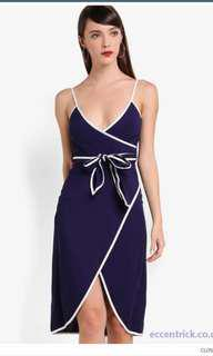 Bardot Winslow Wrap Dress UK10