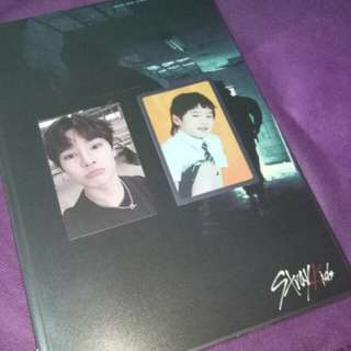 [WTS] STRAY KIDS ALBUM I AM VER.