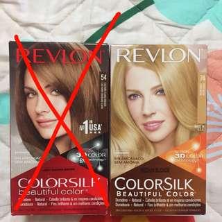 2 for $10 REVLON COLORSILK hair dye