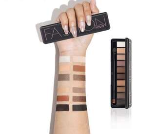 🚚 <INSTOCK> Novo Fashion Eyeshadow palette