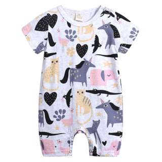 🚚 Trendy Baby Romper ( Price per Piece