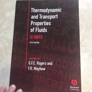 Thermodynamic and Transport properties of fluid