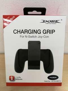 (Brand New) Dobe Charhing Grip for Nintendo Switch Joy-Con