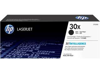 🚚 HP 30X High Yield Black Original LaserJet Toner Cartridge (CF230X)