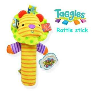 Taggies Mini Rattle - LION