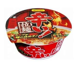 日本 極辛辣拉麵