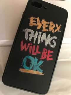 Everthing will be okay iphone 7 case (soft) NEW 全新軟身手機殼