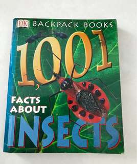 Insects 1001 facts