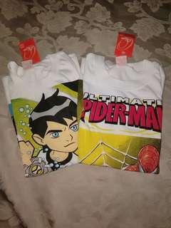 Bundle shirt for boys
