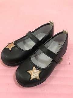 🚚 i love sprinkle黑色女童娃娃鞋