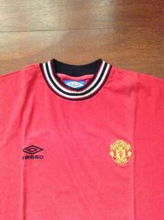 Umbro Manchester United tee shirt