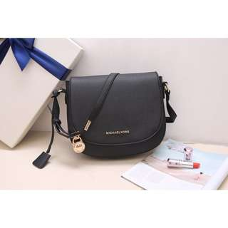MK Saffiano Sling Bag