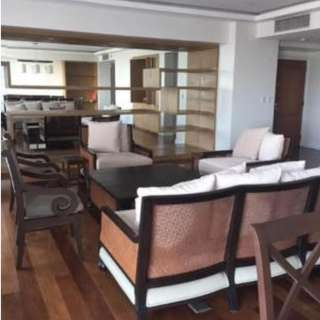 3BR Condominium for Rent in One Roxas Triangle - Makati