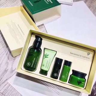 Innisfree Green Tea Seed Serum Signature Set
