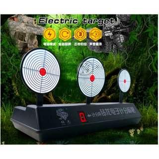 1633340 電動計分標靶 BB彈槍玩具靶子