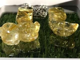 Small Taijin accessories