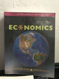 Economics international edition