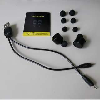 True Wireless Stereo - Wireless Earphone X1T