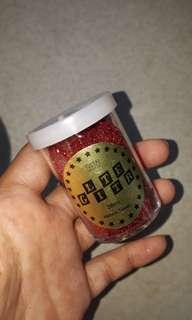 supplies - glitter