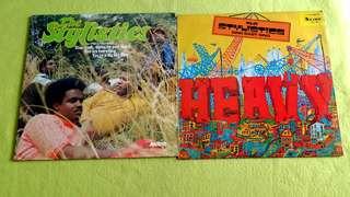 STYLISTICS  . including .. / sing baby sing / heavy. ( buy 1 get 1 free )  Vinyl record