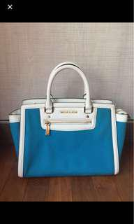 Michael Kors Handbag Blue