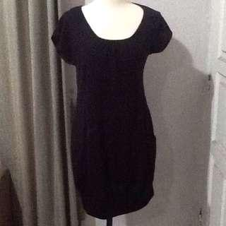 Black Top Rajut